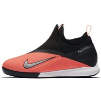 Nike Jr. Phantom Vision 2 Academy Dynamic Fit IC Younger/Older Kids' Indoor Court Football Shoe - Re