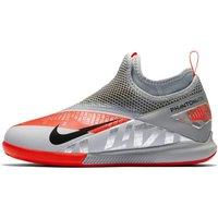 Nike Jr. Phantom Vision 2 Academy Dynamic Fit IC Younger/Older Kids' Indoor Court Football Shoe - Gr