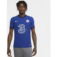 Chelsea F.C. 2020/21 Vapor Match Home Men's Football Shirt - Blue