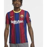 F.C. Barcelona 2020/21 Vapor Match Home Men's Football Shirt - Blue