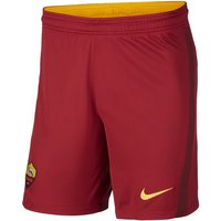 A.S. Roma 2020/21 Stadium Home Men's Football Shorts - Red