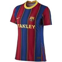 F.C. Barcelona Women 2020/21 Vapor Match Home Women's Football Shirt - Blue