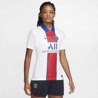 Paris Saint-Germain 2020/21 Stadium Away Women's Football Shirt - White