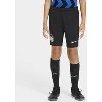 Футбольные шорты для школьников из домашней/выездной формы ФК «Интер» 2020/21 Stadium фото