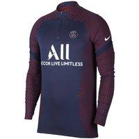 Paris Saint-Germain VaporKnit Strike Men's Football Drill Top - Blue