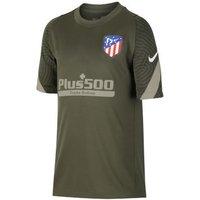 Игровая футболка с коротким рукавом для школьников Atlético de Madrid Strike фото