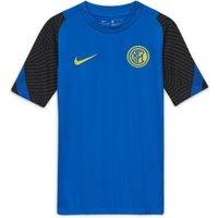 Игровая футболка с коротким рукавом для школьников Inter Milan Strike фото