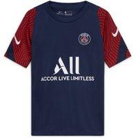 Игровая футболка с коротким рукавом для школьников Paris Saint-Germain Strike фото
