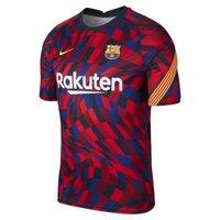 Мужская игровая футболка с коротким рукавом FC Barcelona фото