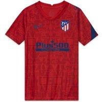 Игровая футболка с коротким рукавом для школьников Atlético de Madrid фото