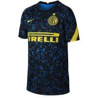 Игровая футболка с коротким рукавом для школьников ФК «Интер» фото