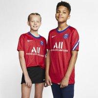 Игровая футболка с коротким рукавом для школьников Paris Saint-Germain фото
