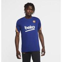 Мужская игровая футболка с коротким рукавом FC Barcelona Strike фото