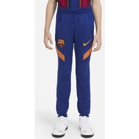 Футбольные брюки для школьников FC Barcelona Strike фото