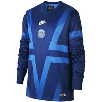 Paris Saint-Germain Older Kids' Football Crew - Blue