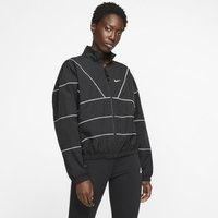 Nike Womens Track Jacket - Black