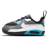 Nike Max 90 Cot Baby Bootie - Black