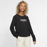 Купить Женская футболка с длинным рукавом Hurley Pompel Perfect