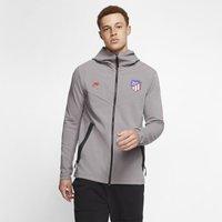 Atletico de Madrid Tech Pack Men's Full-Zip Hoodie - Grey