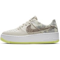 Nike Air Force 1 Sage Low Premium Camo Women's Shoe - Cream
