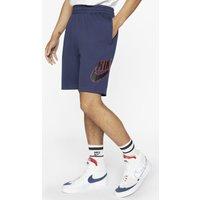 Nike SB Sunday Men's Graphic Skate Shorts - Blue