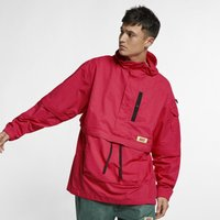 Nike Quest Anorak Jacket - Red