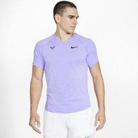 Мужская теннисная футболка с коротким рукавом NikeCourt AeroReact Rafa Slam фото