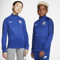 Футбольная куртка для школьников ФК «Челси» фото