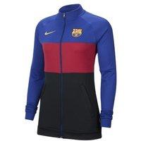 Женская футбольная куртка FC Barcelona фото