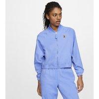 NikeCourt Chaqueta de tenis - Mujer - Azul