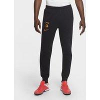 Galatasaray Men's Fleece Football Pants - Black