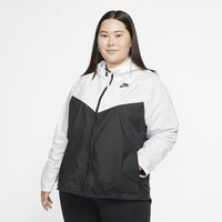 Nike Plus Size - Sportswear Windrunner Women's Jacket - White