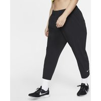Nike Plus Size - Essential Women's 7/8 Running Trousers - Black