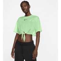 Nike Sportswear Women's Short-Sleeve Top - Green