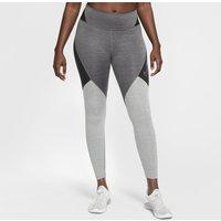 Nike One Women's Mid-Rise Leggings - Black