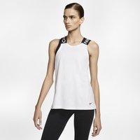 Nike Pro Women's Tank - White