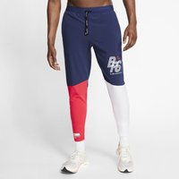 Nike Blue Ribbon Sports Running Trousers - Blue