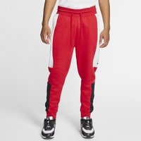 Nike Air Men's Fleece Trousers - Red