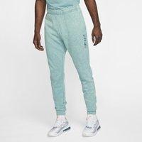 Nike Sportswear JDI Men's French Terry Trousers - Blue