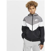Nike Sportswear Windrunner Older Kids' Jacket - Grey