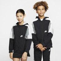 Куртка из тканого материала с молнией во всю длину для мальчиков школьного возраста Nike Sportswear фото