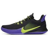 Mamba Fury Basketball Shoe - Black