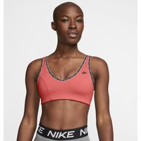 Nike Air Indy Women's Light-Support Sports Bra - Red
