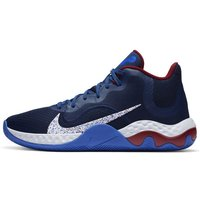Nike Renew Elevate Basketball Shoe - Blue