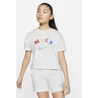Nike Sportswear Older Kids' (Girls') Crew - Brown
