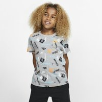 Nike Toddler Printed T-Shirt - Grey