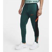 Мужские трикотажные футбольные брюки с манжетами Nike F.C. фото