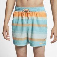Nike Linen Racer Men's 13cm (approx.) Swimming Trunks - Blue