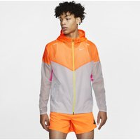 Nike Windrunner Mens' Running Jacket - Grey