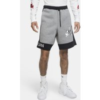 Jordan Jumpman Classics Men's Fleece Shorts - Grey
